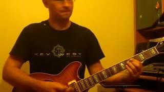 blue bossa. уроки импровизации на гитаре,