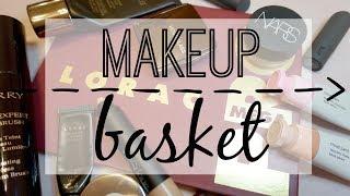 MAKEUP BASKET | New Products + Declutters + Empties!