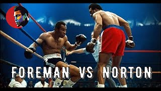 "George Foreman vs Ken Norton ""Legendary Night"" HD"