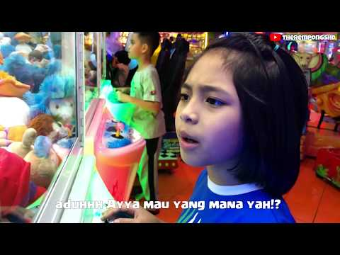 Main MESIN CAPIT Boneka CLAW MACHINE  TheRempongs