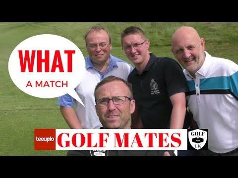 GOLF VLOGS UK -TEEUPLO V GOLF MATES-HAWKSTONE PARK GOLF COURSE