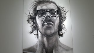 Chuck Close Discusses Big Self-Portrait (1967–1968)