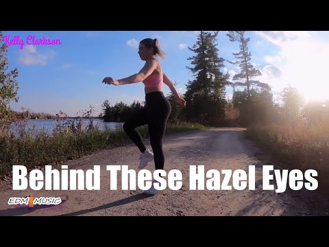 Shuffle Dance Video Kelly Clarkson - Behind These Hazel Eyes (Hardstyle Remix)