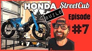 #7 Honda StreetCub build series