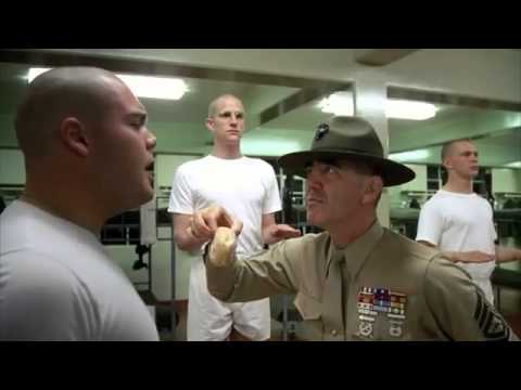 Full Metal Jacket Private Pyle Part 2 Of 3 Youtube