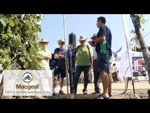 Irritec Novita Irrigazione Vigneto Enovitis In Campo