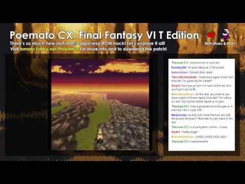 Poemato CX: Final Fantasy VI T Edition #84 - Another New Quest in Nikea