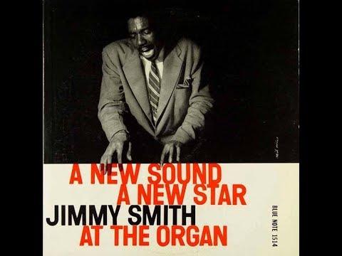 "Jimmy Smith ""A New Sound, a New Star  Vol 1 1997 (vinyl record)"