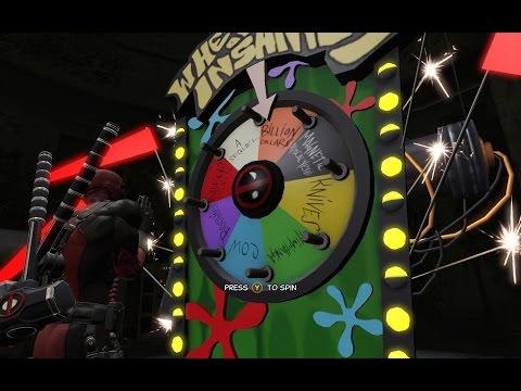 Let's Play Deadpool 010 - Turn, Baby, Turn!