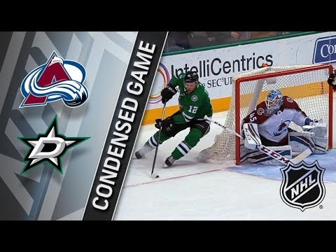 Colorado Avalanche vs Dallas Stars – Jan. 13, 2018 | Game Highlights | NHL 2017/18. Обзор матча