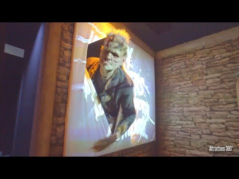 Frankenstein & Wolf Man Maze - Halloween Horror Nights Hollywood 2019