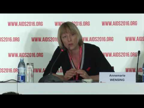 """HIV Cure Research"" Press Conference"
