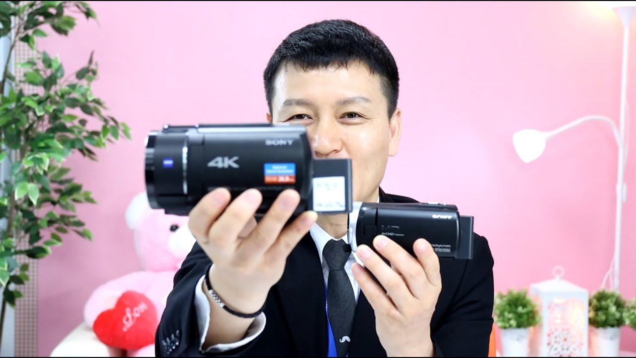 동영상촬영 무엇으로 할까? SONY FDR-AX43  HDR-CX450