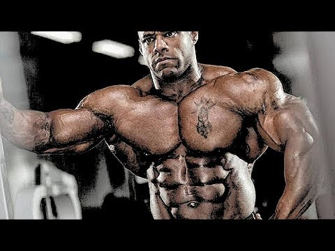 Nathan DeAsha and Regan Grimes - CHAMPION'S MENTALITY - Bodybuilding Motivation