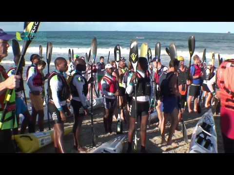 Varsity College Marine Surfski Series 2013 - Supersport TV Show