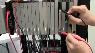 TSx backplane voltage check