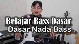Download lagu Belajar Bass Dasar - Belajar nada bass pemula