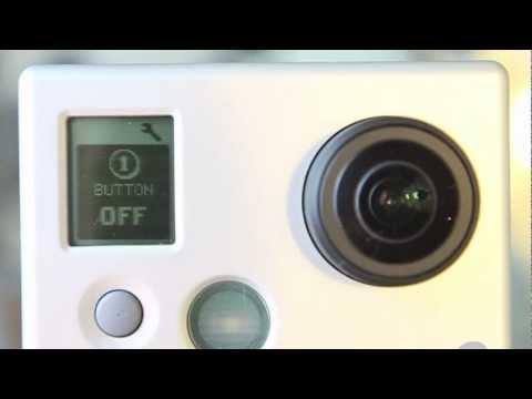 How to GoPro Hero2 Advanced Menu Settings Demo