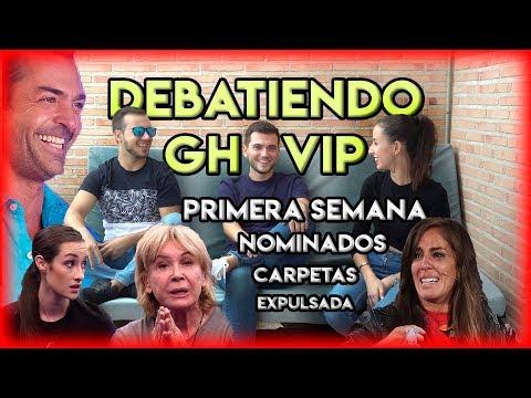 HUGO O NOEMÍ A LA CALLE - La estrategia de Adara - 2º DEBATE GHVIP 7 | Telita TV