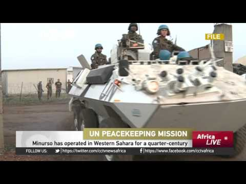 UN mission in Western Sahara