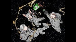 LetsPlayPoRusski играет Spelunky, Sun and Moon Luftrausers