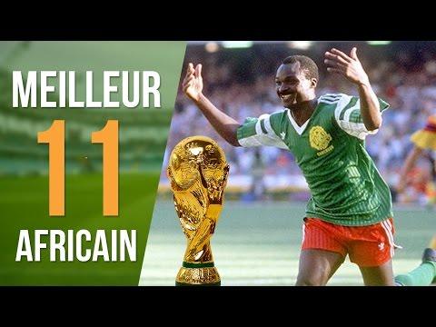 Meilleur Onze Africain En Coupe Du Monde