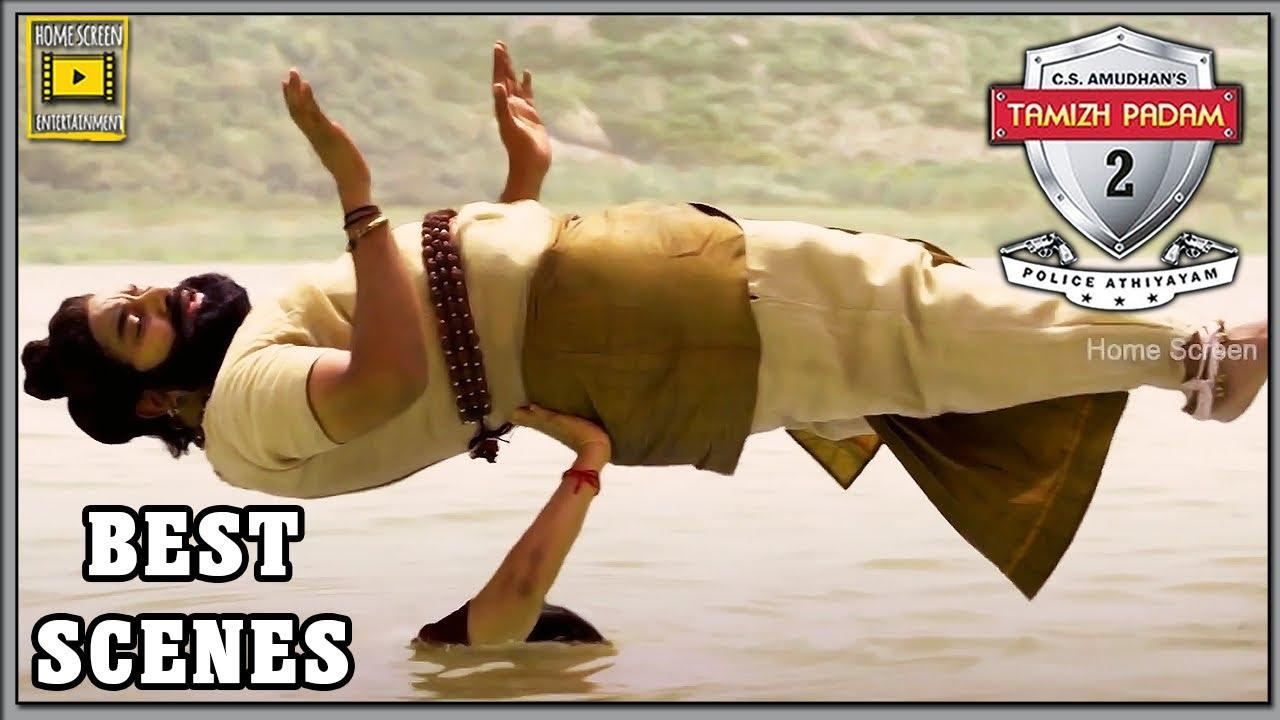 Download Tamizh Padam 2 Tamil Movie   Best Scenes part 02   Shiva   Iswarya Menon   Sathish