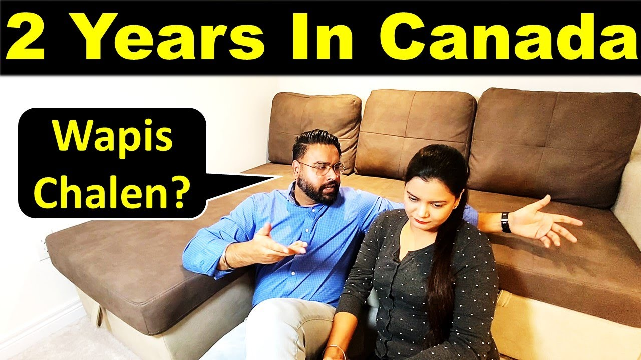 What All Happened In Canada During Our First 2 Years   Canada Couple Vlogs