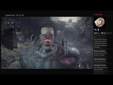 The birth of PIG DADDY - Dark Souls 3 stream