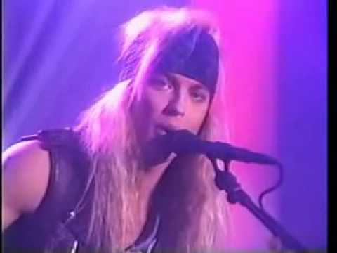 Bret Michaels & C.C. Deville - Something To Believe In live 1990