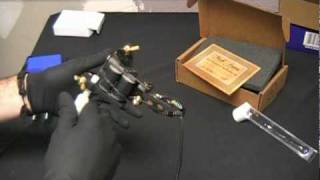 Proper Tattoo Machine Needle/Tube and Voltage Setup