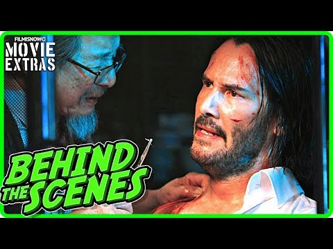 JOHN WICK: CHAPTER 3 – PARABELLUM (2019) | Behind The Scenes Of Keanu Reeves Movie
