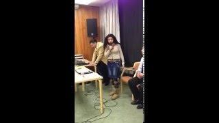 Anita Wiegand Singt Für Jesus