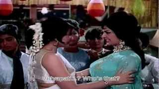 Kehna Hai (Eng Sub) [ Song] (HD) With Lyrics - Padosan