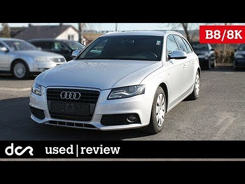 Audi A4 (B8/8K) 2008-2015 | Different Car Review