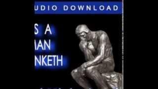 As a Man Thinketh - Earl Nightingale ▬ FREE AUDIO BOOK DOWNLOAD