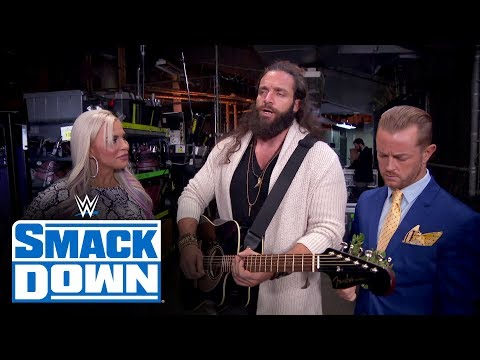 A crooning Elias has Dana Brooke swooning: SmackDown, Nov. 29, 2019