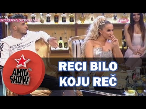 Reci Bilo Koju Reč - Ami G Show S11 - E27