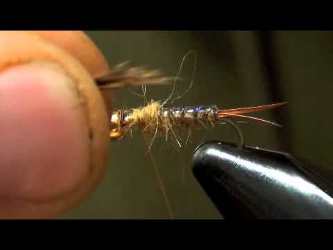Barrs Tungstone Tying Instructions Fly Tying Video Youtube