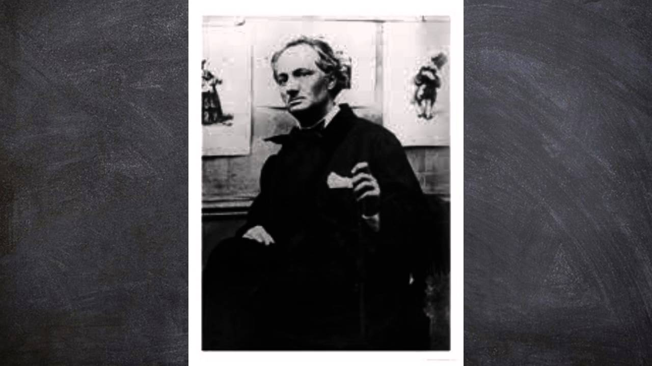Don Juan aux enfers, Charles Baudelaire - YouTube