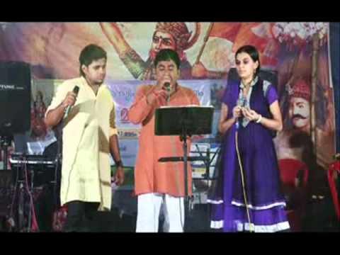 Ganageetham........Namaskaripoo.........(Star singers- Sanjay- Pramod- Durga)
