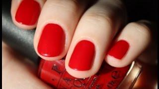 Красный маникюр: 40 лучших идей модного дизайна ногтей
