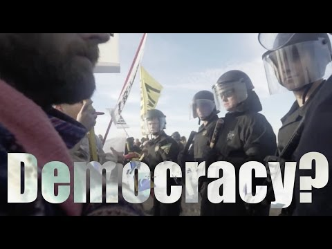 Dakota Access Pipeline Protesters ASSAULTED by Police—140 Arrested!