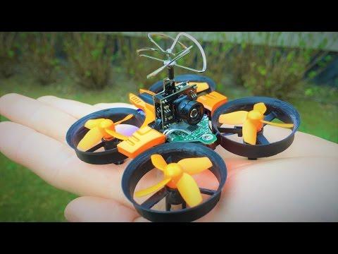 Costruiamo un TINY WHOOP: Mini Drone FPV Economico e Divertente!