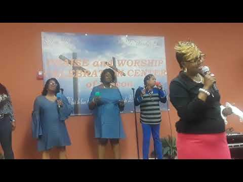Evangelist Roxanne Broadnax & New Direction- Just Like Him[God]