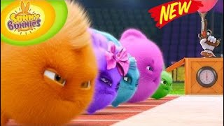 Sunny Bunnies Cartoons | Sunny Bunnies 104 - Who is faster? (HD - Full Episode)
