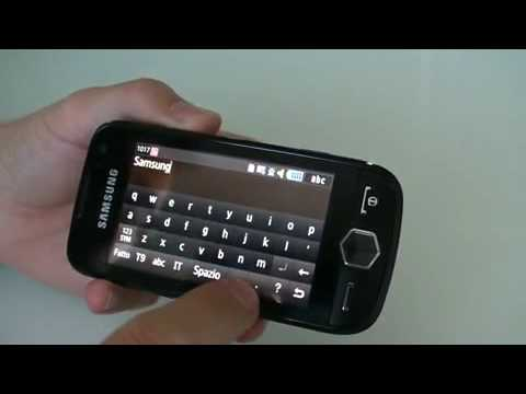 Samsung S8000 Jet - Video Preview Ufficiale 2/6