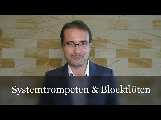 Systemtrompeten & Blockflöten