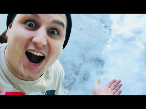 CRAZY FUNNY SNOW & ICE, MONTREAL CANADA