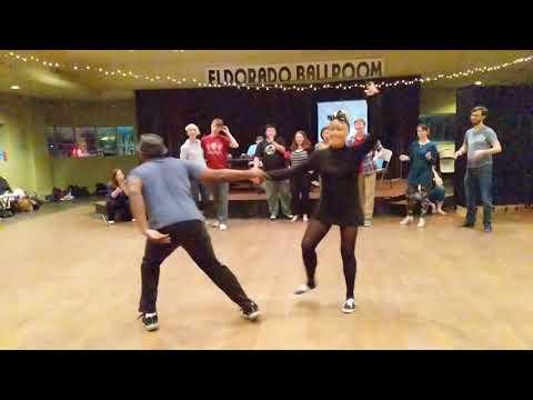 Houston Swing Dance Society January Teachers